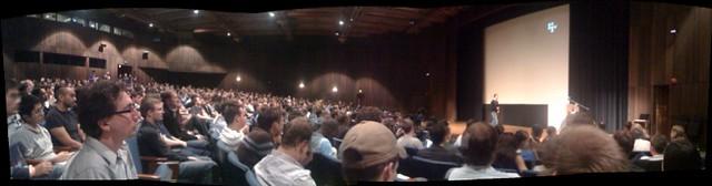 Y Combinator startup school '09