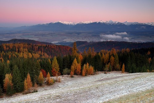 Soft Morning Touch ~ High Tatras, Slovakia