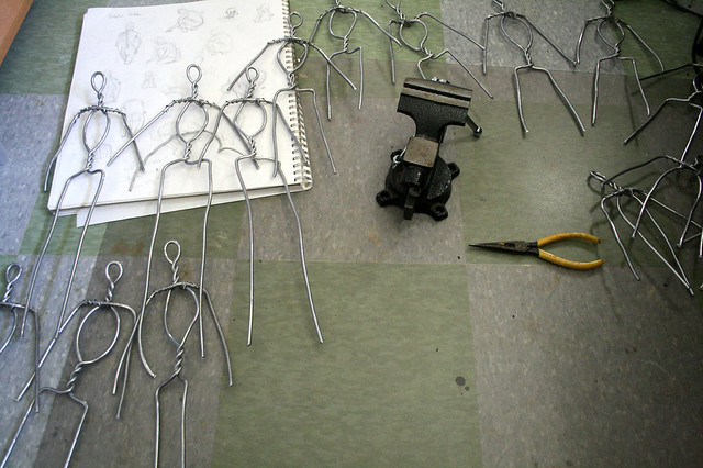 Figure Armatures