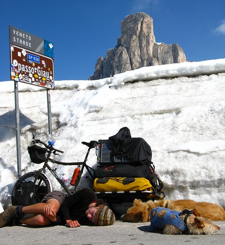 The Pass, The Italian Dolomites