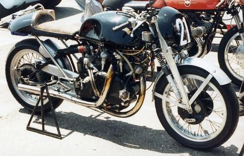 Vincent Racer