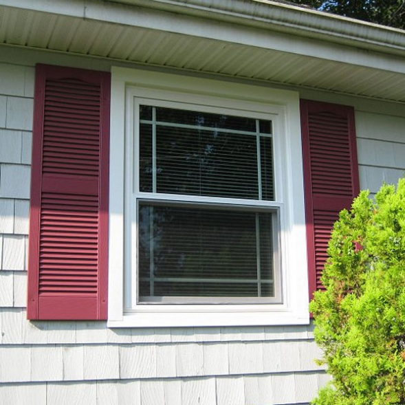 Double Hung Windows With Grids : Double hung window with prairie grids flickr photo