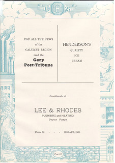 1927 L R yearbook