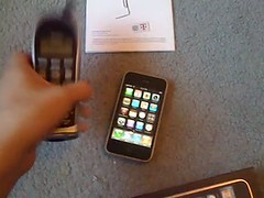 Erstes Video eines iPhone 3GS unlocks - iPhone 3GS ultrasn0w unlock by EmoHoernRockZ