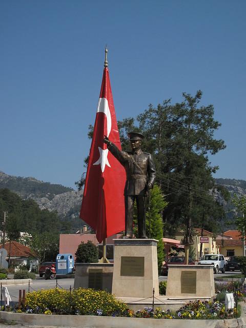 MARMARIS/Beldibi - Mustafa Kemal and the beautiful Turkish ...