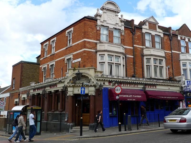 Overdraft Tavern, East Ham, E6