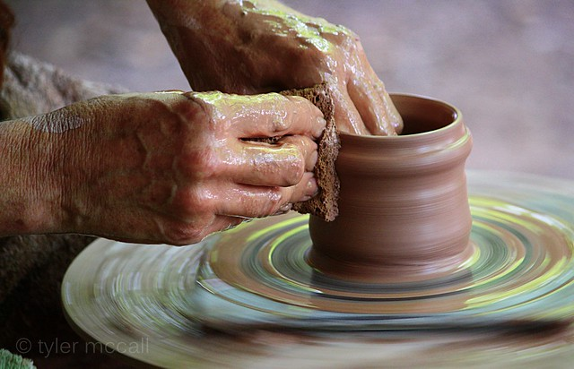 The Potter and The Clay | Flickr - Photo Sharing!