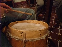 bass drum(0.0), drums(0.0), hand drum(0.0), timbales(0.0), percussion(1.0), wood(1.0), snare drum(1.0), barrel drum(1.0), drum(1.0), skin-head percussion instrument(1.0),
