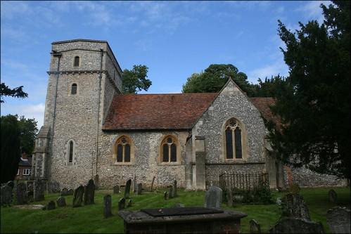 Fawley Church