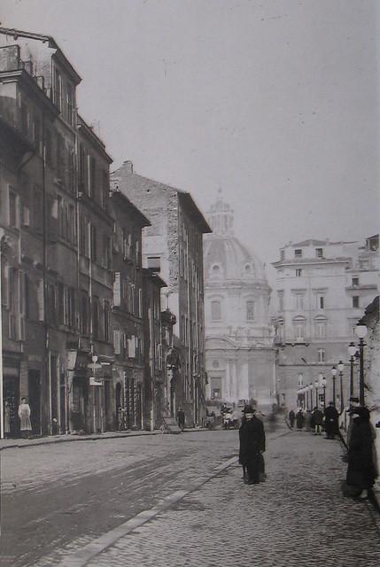 1930 2007 Via Alessandrina piano di calpestio