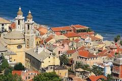 Capo Mele Map - Liguria, Italy - Mapcarta