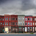 Baltimore Rowhouses