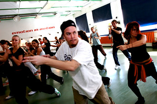 Hip-Hop Workshop 2007