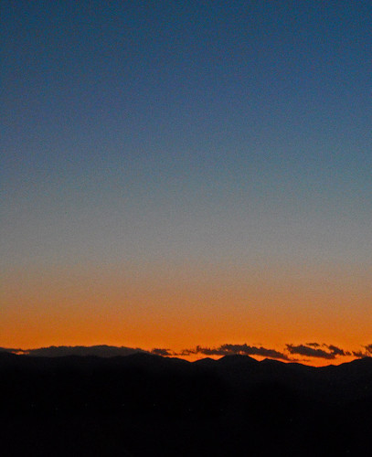 sunset tramonto marche macerata