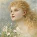 "SOPHIE ANDERSON (1823-1903), ""Heavenwards"""
