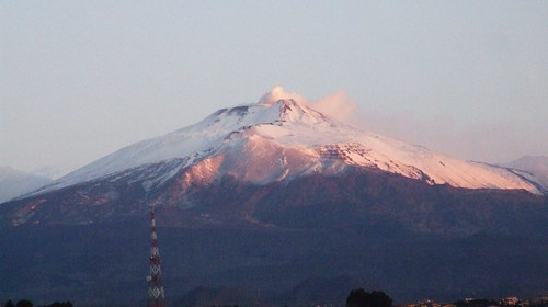 Do you fancy sky diving near Mount Etna in Sicily?