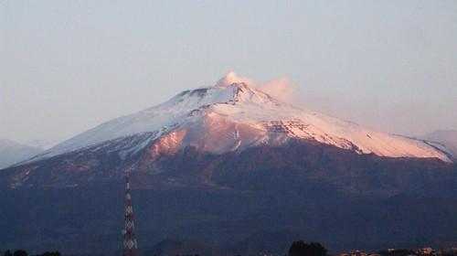 Do you fancy sky diving near Mount Etna in Sicily?