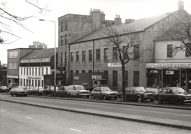 Barrack Road, Newcastle