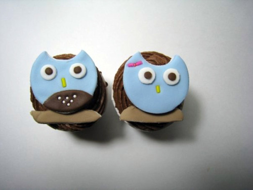 Owl Baby Shower Cakes For A Boy