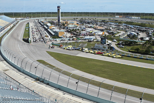 Nascar Ford 300 At Homestead Miami Speedway 2 Flickr