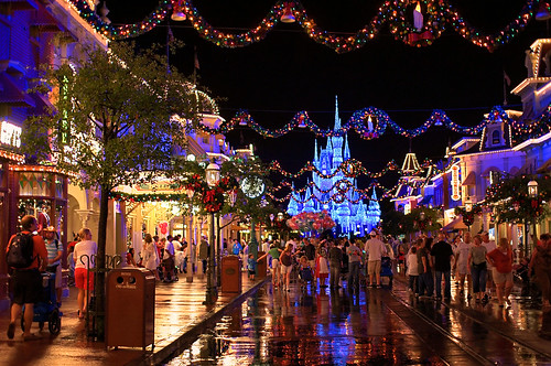 Daily Disney - Free Friday - A Magical Main Street (Explored)
