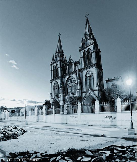 Iglesia El Carmen  (Santa Tecla)