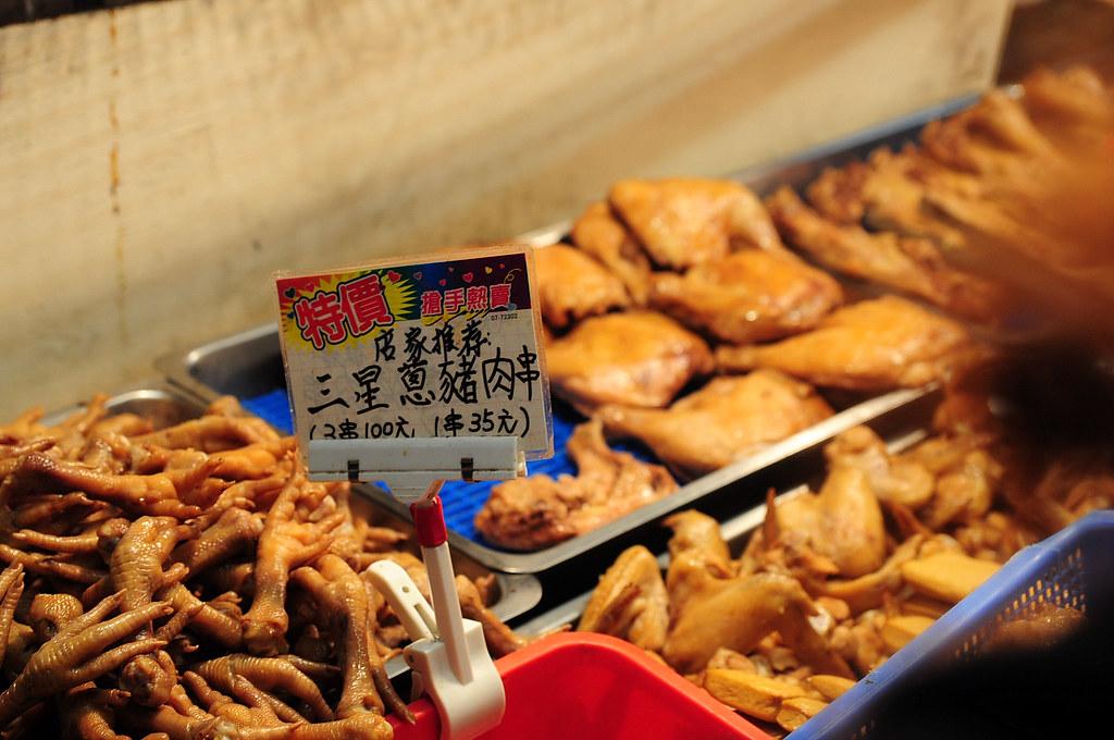 羅東夜市-烤肉老店