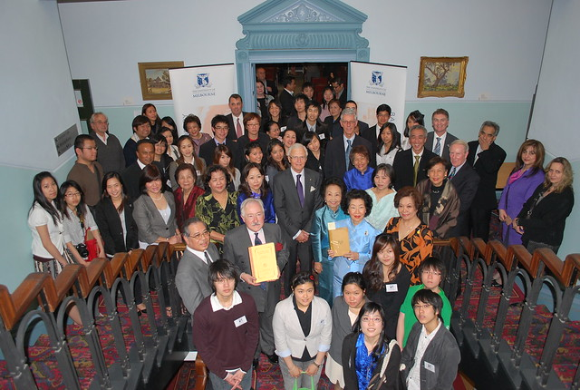 World Tipitaka at Melbourne Univ Students Photo
