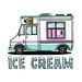 Ice Cream Truck by kylesteed