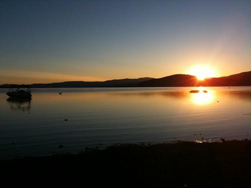lake sunrise eagle eyefi