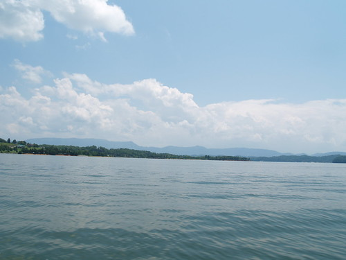 lake tennessee july douglas 2009 tva
