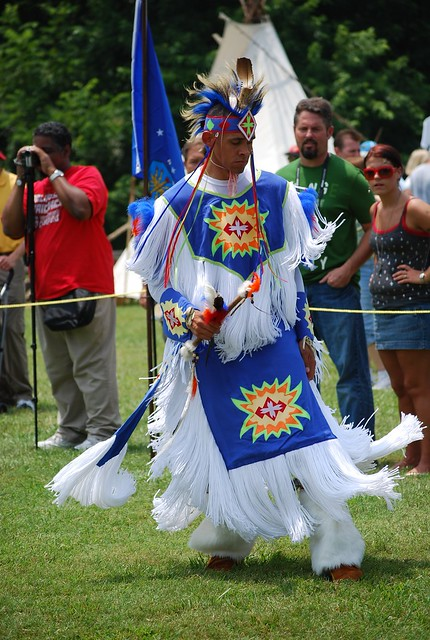 Native American Grass Dance Outfits