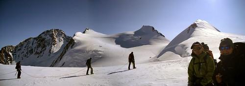 Zumsteinspitze (4563m)