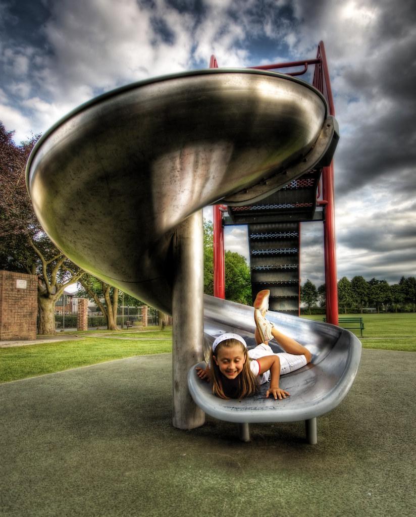 Slide experiment