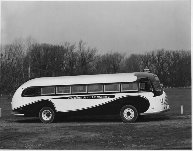 Airline Bus Company 58