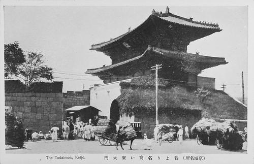 Great East Gate, Seoul, c1930s