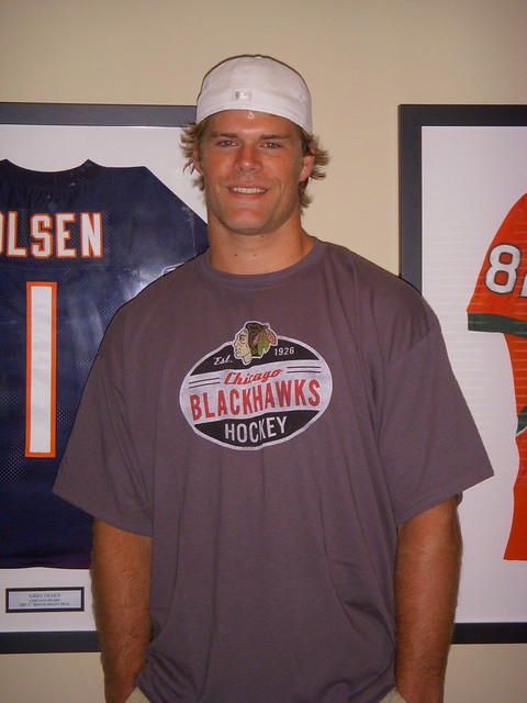 Greg Olsen (Chicago Bears TE)