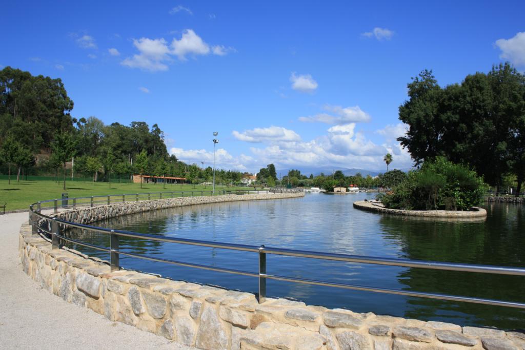 Parque de A Canuda, Salvaterra de Miño