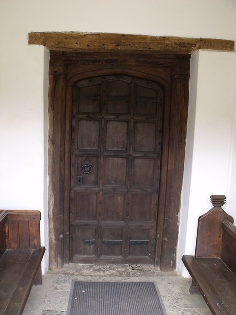 Sulgrave Manor - home of George Washington's ancestors in Northamptonshire