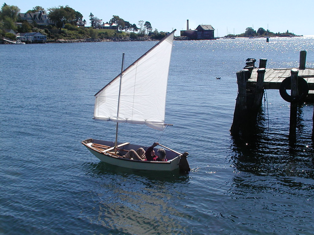 Dynamite Payson Boat Plans : Payson bolger and the original instant boats page