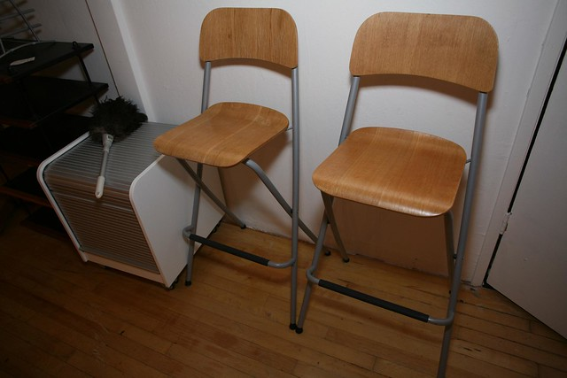 Ikea Folding Chairs