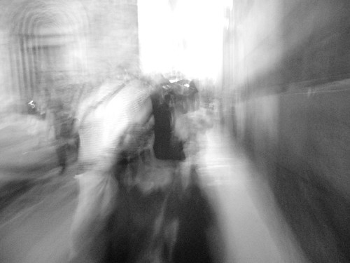 La Merce 2009 - Gothic Blur B&W
