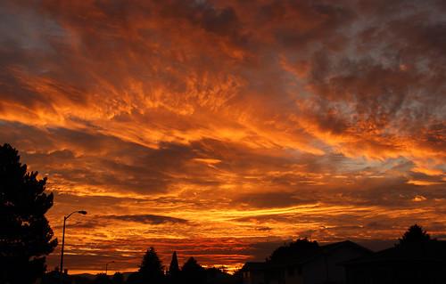 oregon sunrise pdx