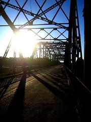 Old Route 66 Bridge at Lake Overholser