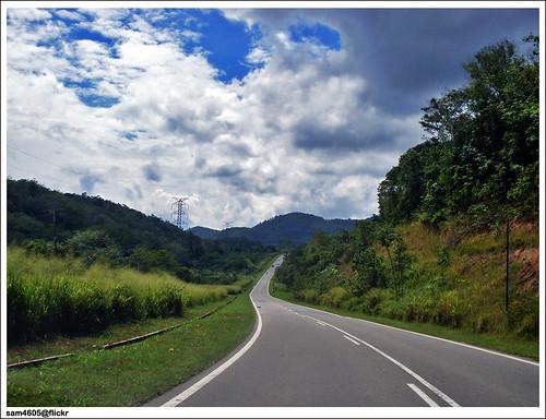 Jalan Keningau-Tenom