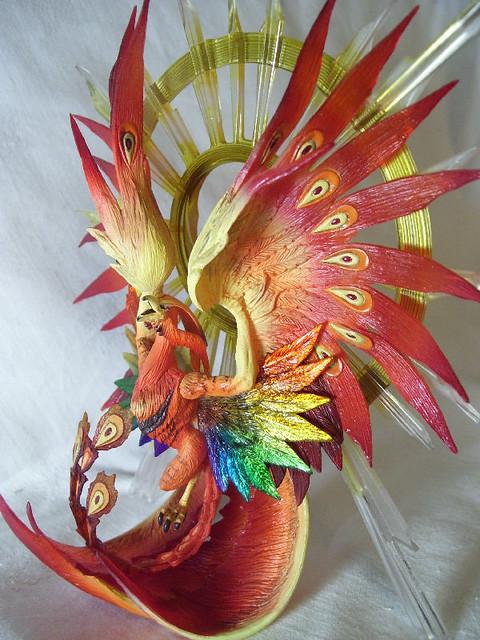Final Fantasy Phoenix Summon Flickr Photo Sharing
