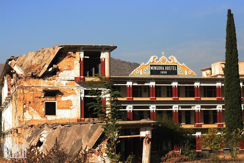 Blasted Hostel