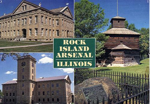 Rock Island Arsenal Facebook