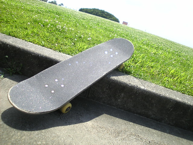 Skateboard definition\/meaning