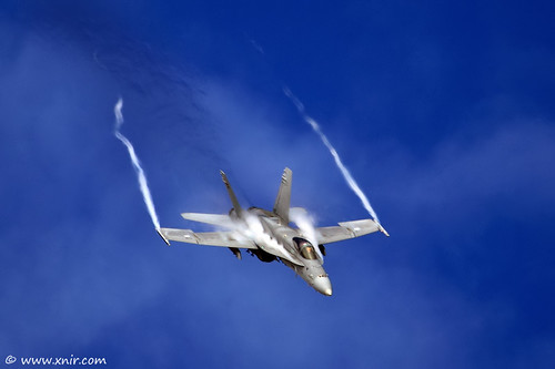 Finnish Air Force F/A-18C Hornet RIAT 2009